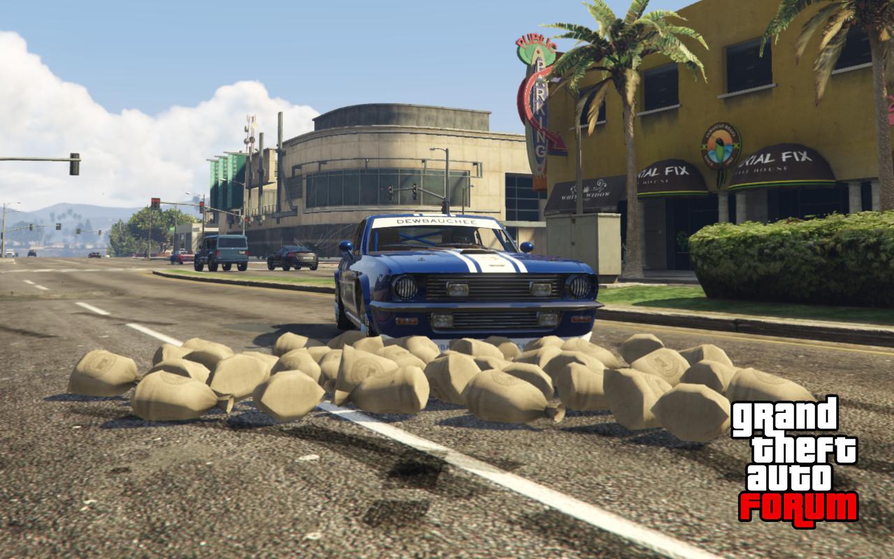 Modowanie konta GTA 5 Online