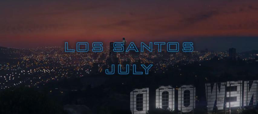 Los Santos July DLC