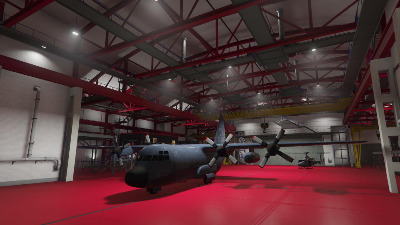 Hangar GTA Online
