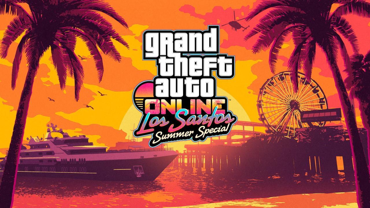 Los Santos Summer Special w GTA Online